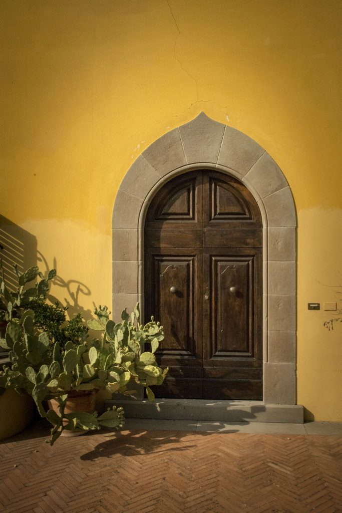 Calcinaia-door